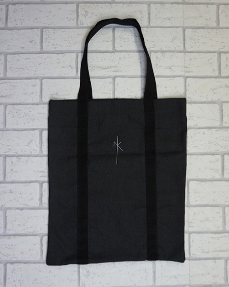 """Τσάντα από Cashmere - """"Nikos Koulis"""""""
