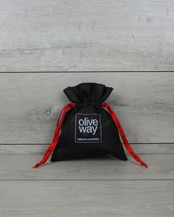 """Cosmetics pouch - """"Olive Way"""""""