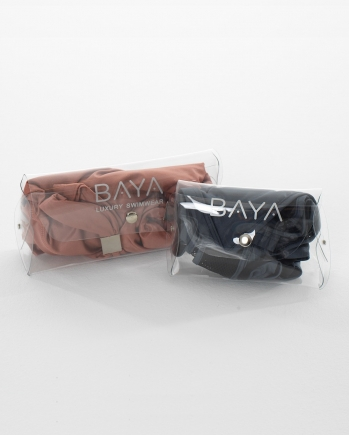 """Συσκευασία Μαγιώ - """"BAYA Swimwear"""""""