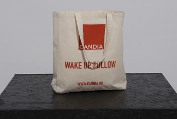 """""""Simple Plus"""" βαμβακερή Τσάντα"""