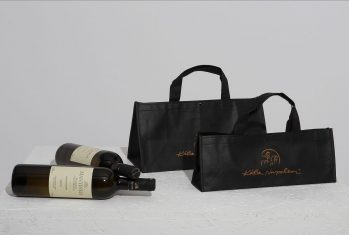 Bag for one or two bottles
