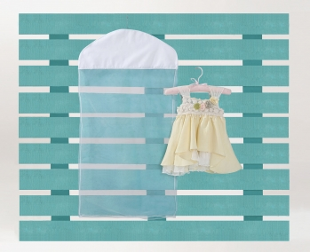 Protective Cover for Christening Clothes