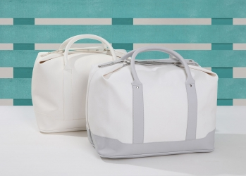 Old Fashioned Christening Suitcase