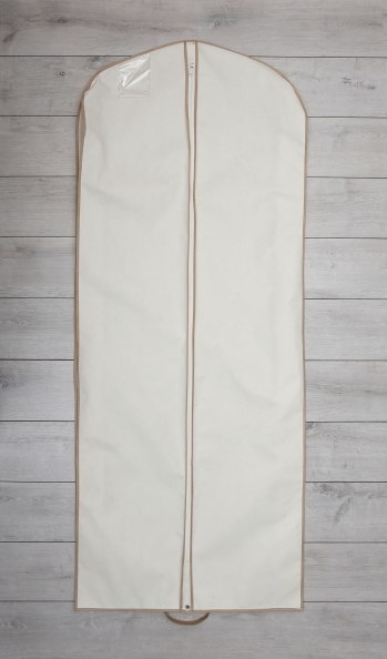 Wedding Dress Cover with Straps