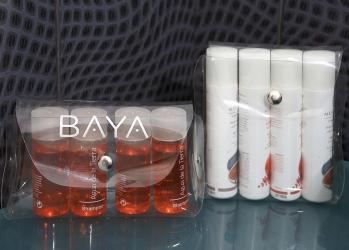 Transparent Beauty Case